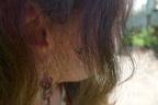 Паучки плетут косички