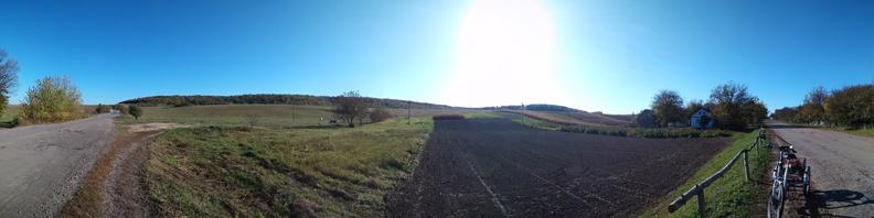 Панорама біля Костянця
